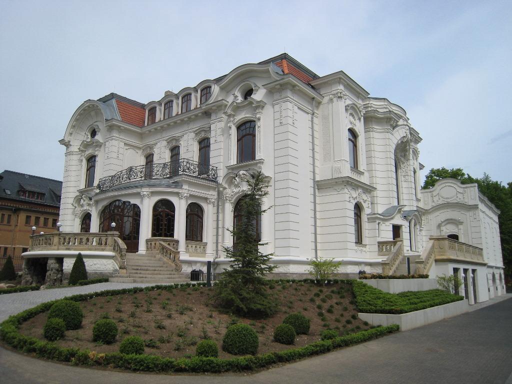 Weisse Villa  Berlin
